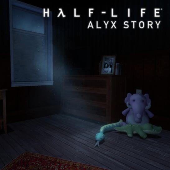 Alyx Story Hl2 Mod For Half Life 2 Mod Db
