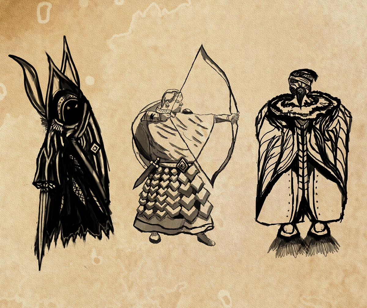 [SP][EN] Vyrn - Total-conversion Fantasy Project Simple