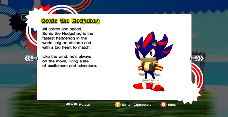 Image 8 Izanagi Generations Ssux Mod For Sonic Generations Mod Db