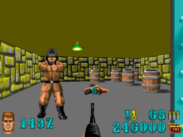 Wolfenstein 3DGE screenshots image - Mod DB