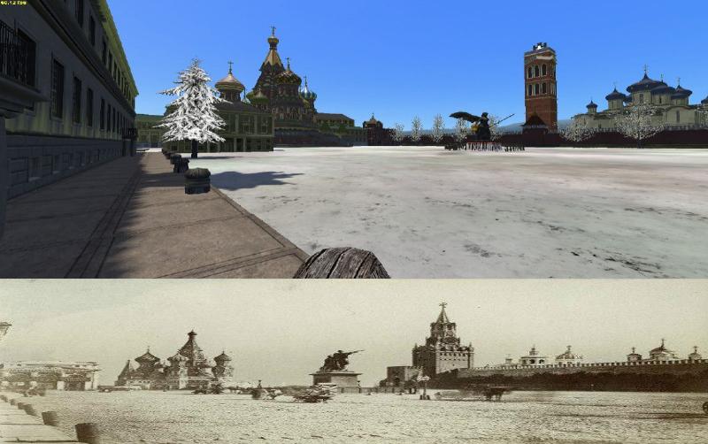 [SP][EN] Rise and Fall : Victorian Era 1860 Moskova