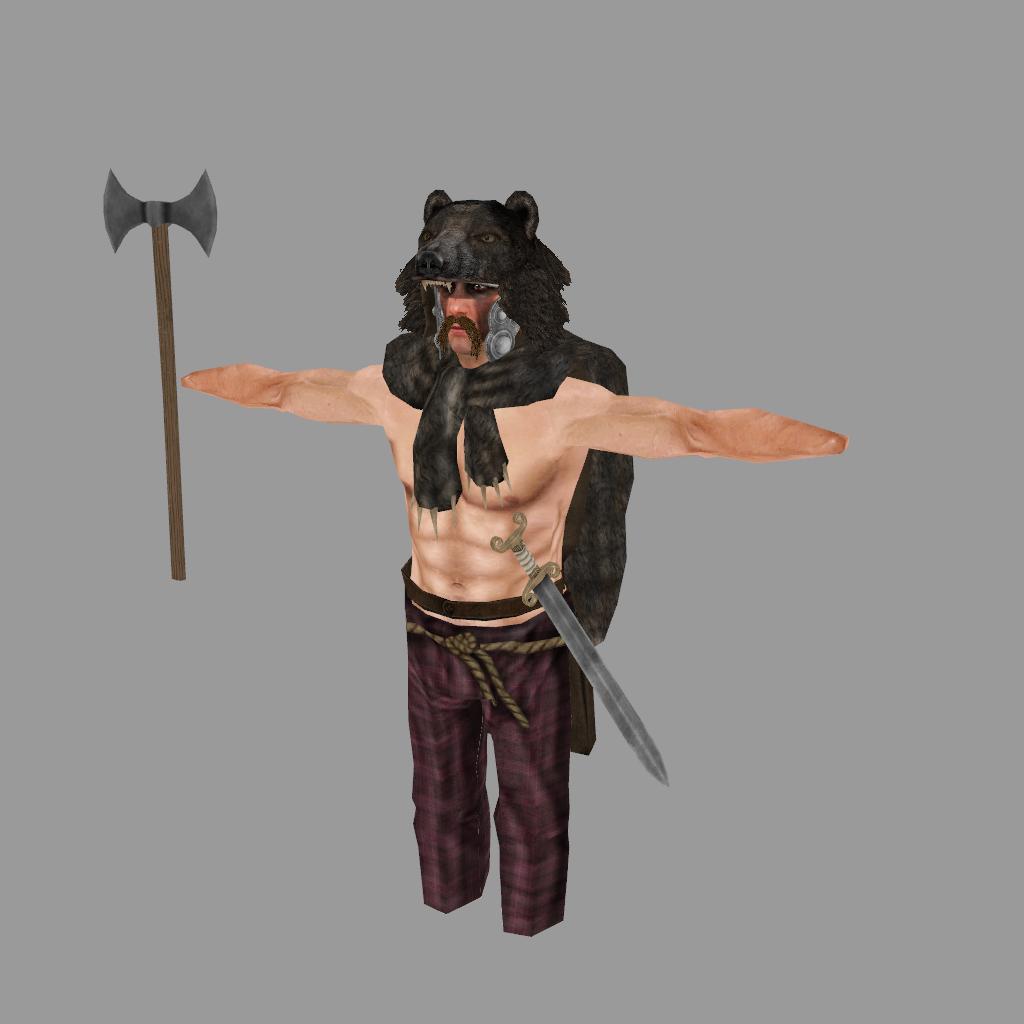 [SP][EN] Ancient time : Hegemony of Heroes Danel_berserker