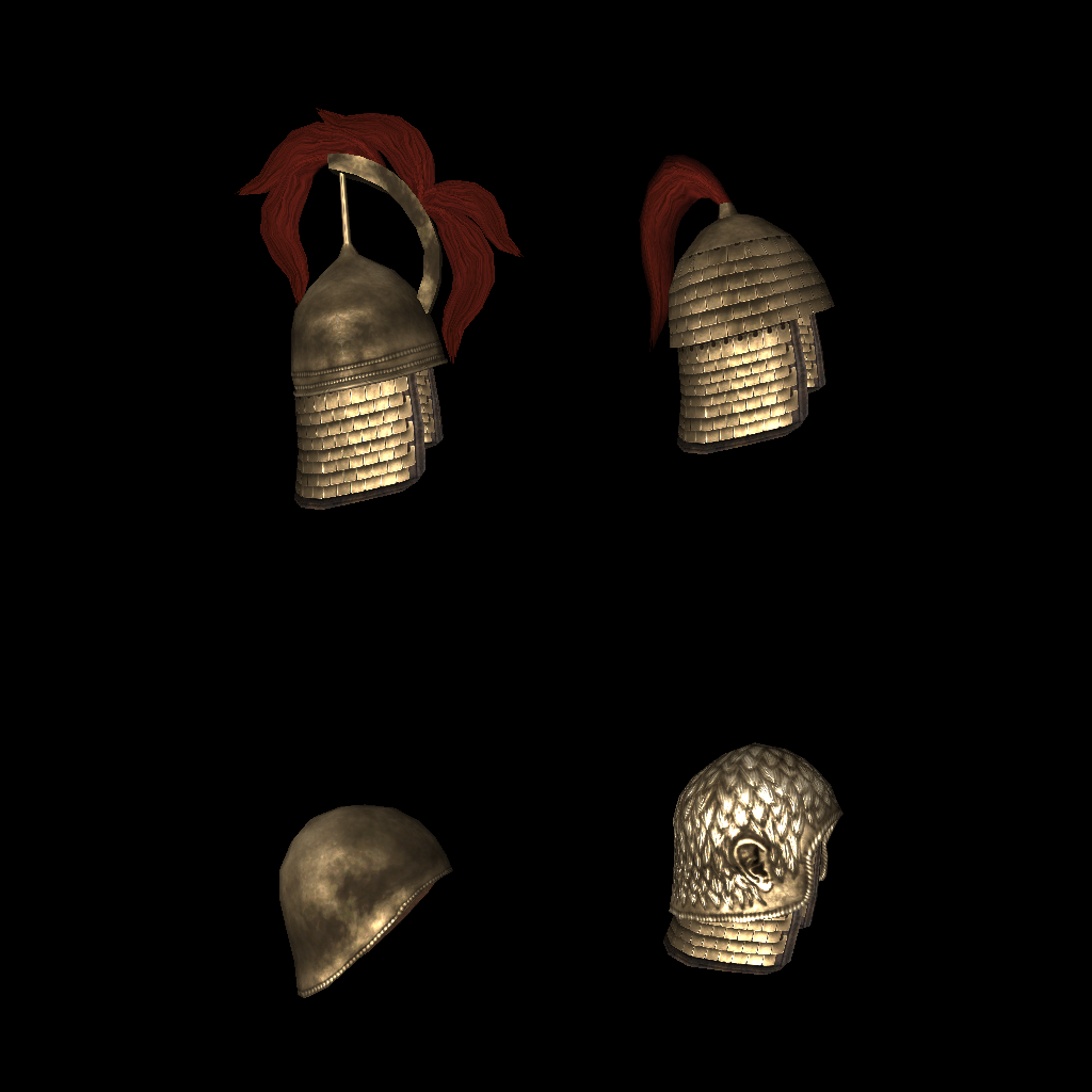 [SP][EN] Ancient time : Hegemony of Heroes East_helmet