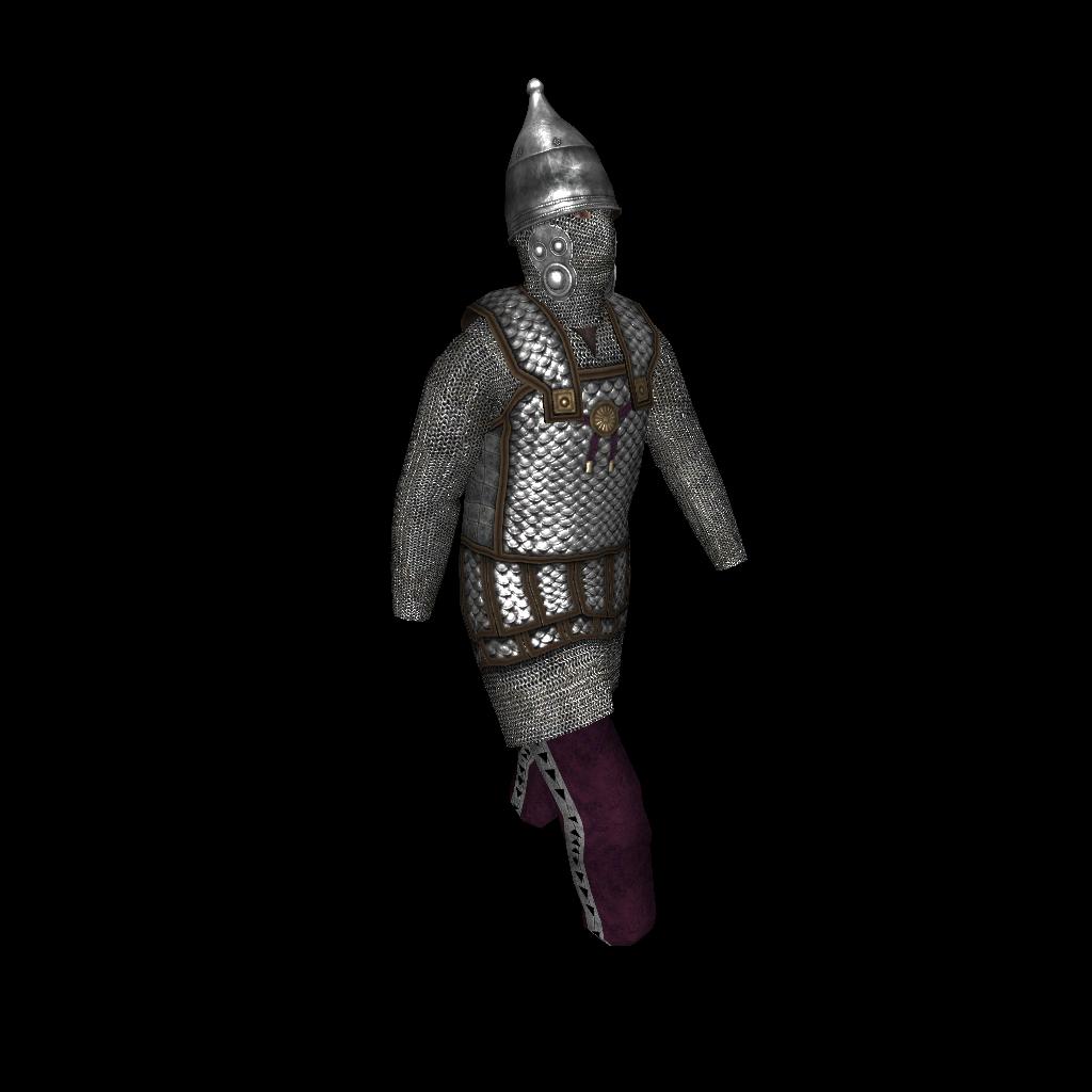 [SP][EN] Ancient time : Hegemony of Heroes Heavy_Horseman