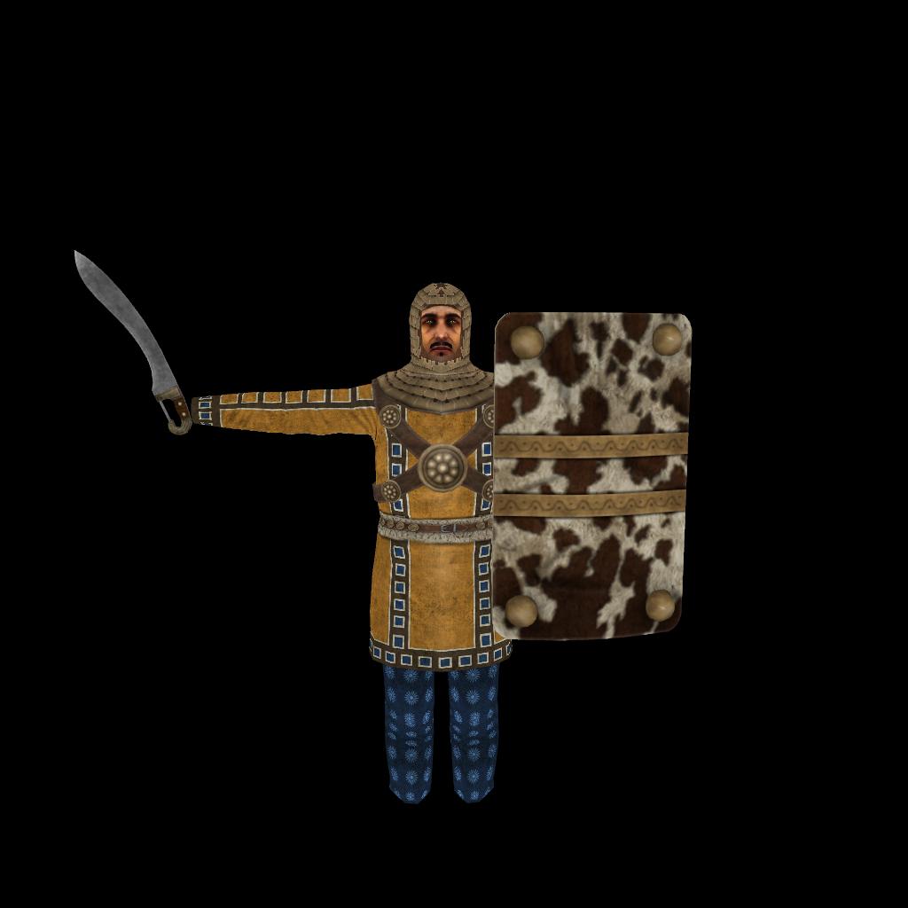 [SP][EN] Ancient time : Hegemony of Heroes Medium_Swordsman_East