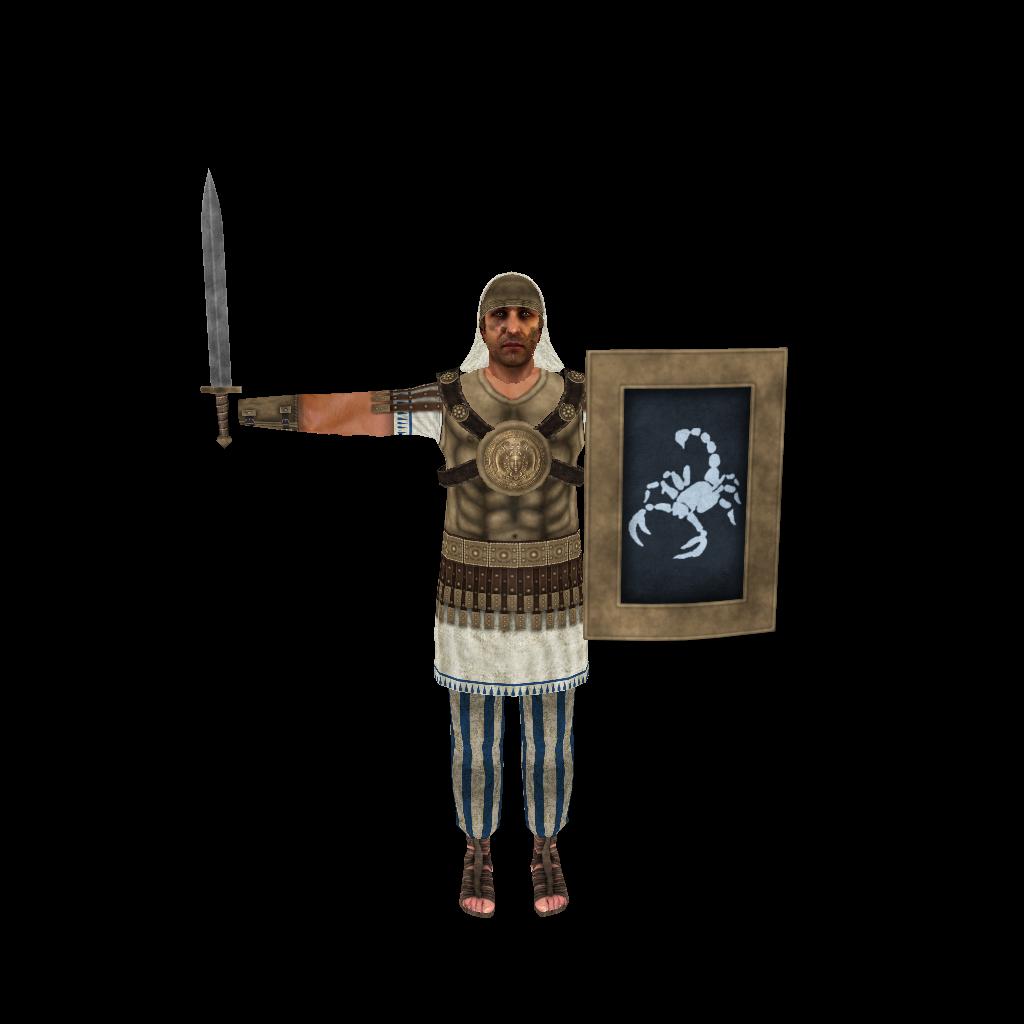 [SP][EN] Ancient time : Hegemony of Heroes Mykerinos_heavy_warrior