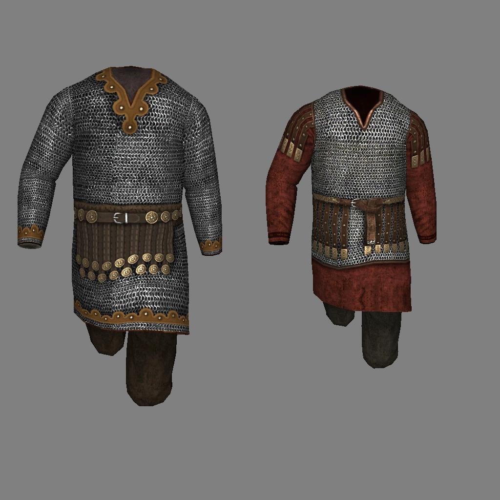 [SP][EN] Ancient time : Hegemony of Heroes New_armor