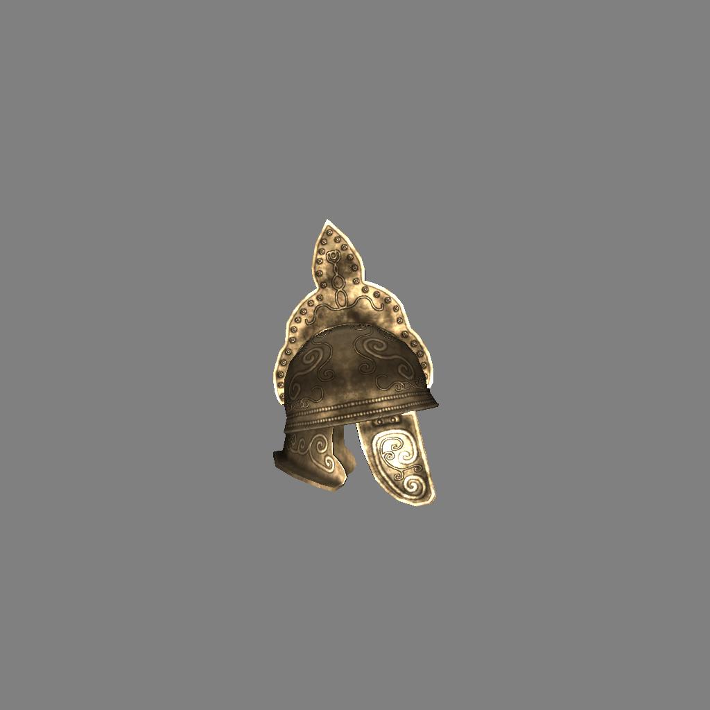 [SP][EN] Ancient time : Hegemony of Heroes Decorated_helmet