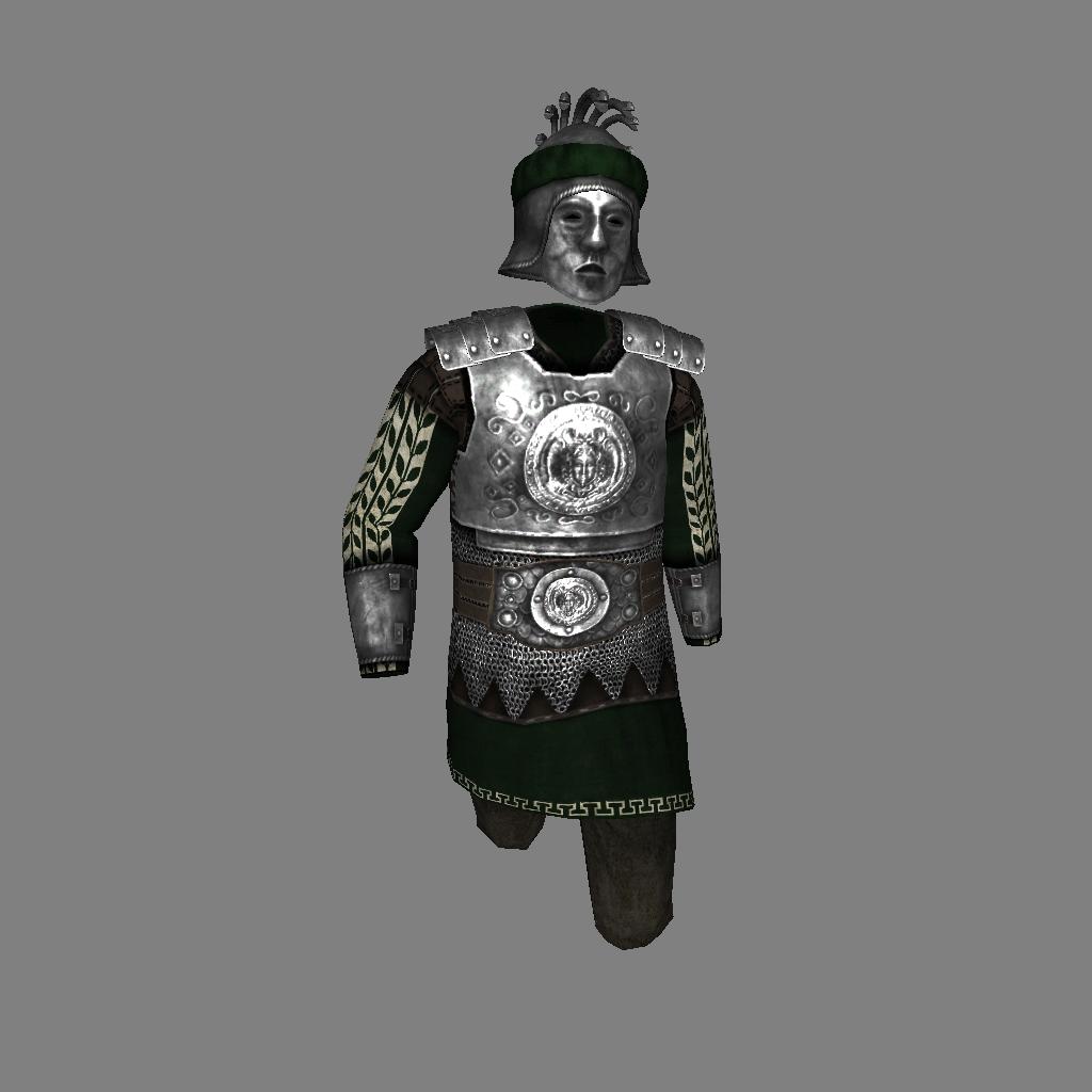 [SP][EN] Ancient time : Hegemony of Heroes Heavy_mercenary