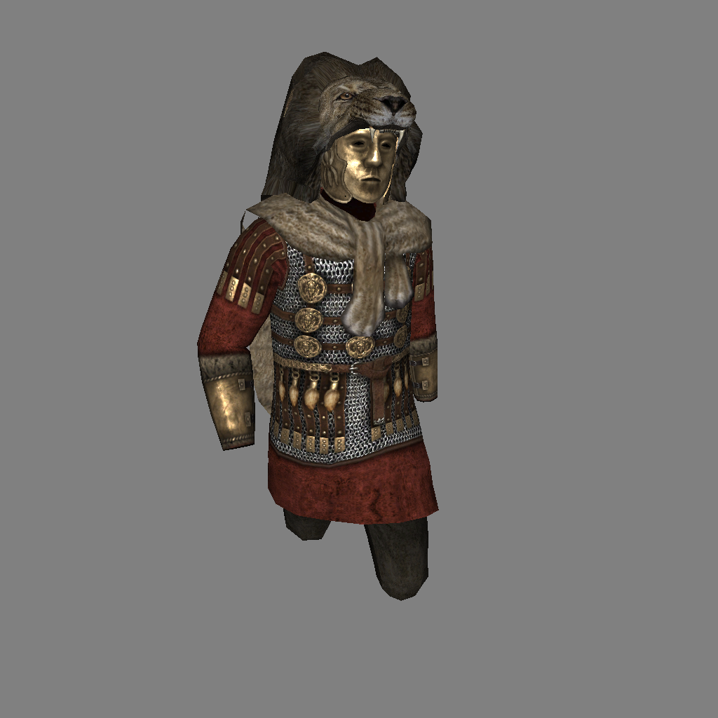 [SP][EN] Ancient time : Hegemony of Heroes Maarian_centurion