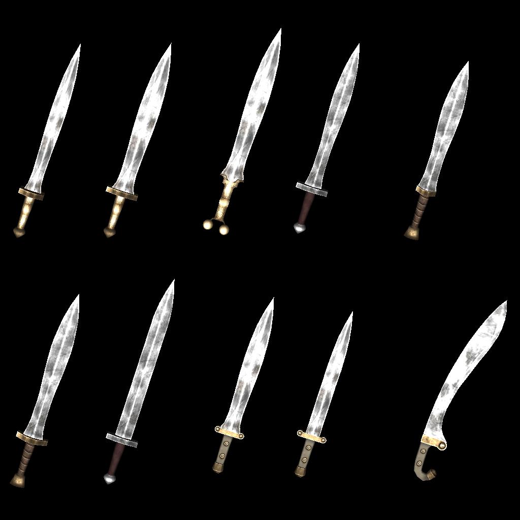 [SP][EN] Ancient time : Hegemony of Heroes Swords