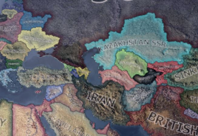 Soviet states mod for Hearts of Iron IV - Mod DB