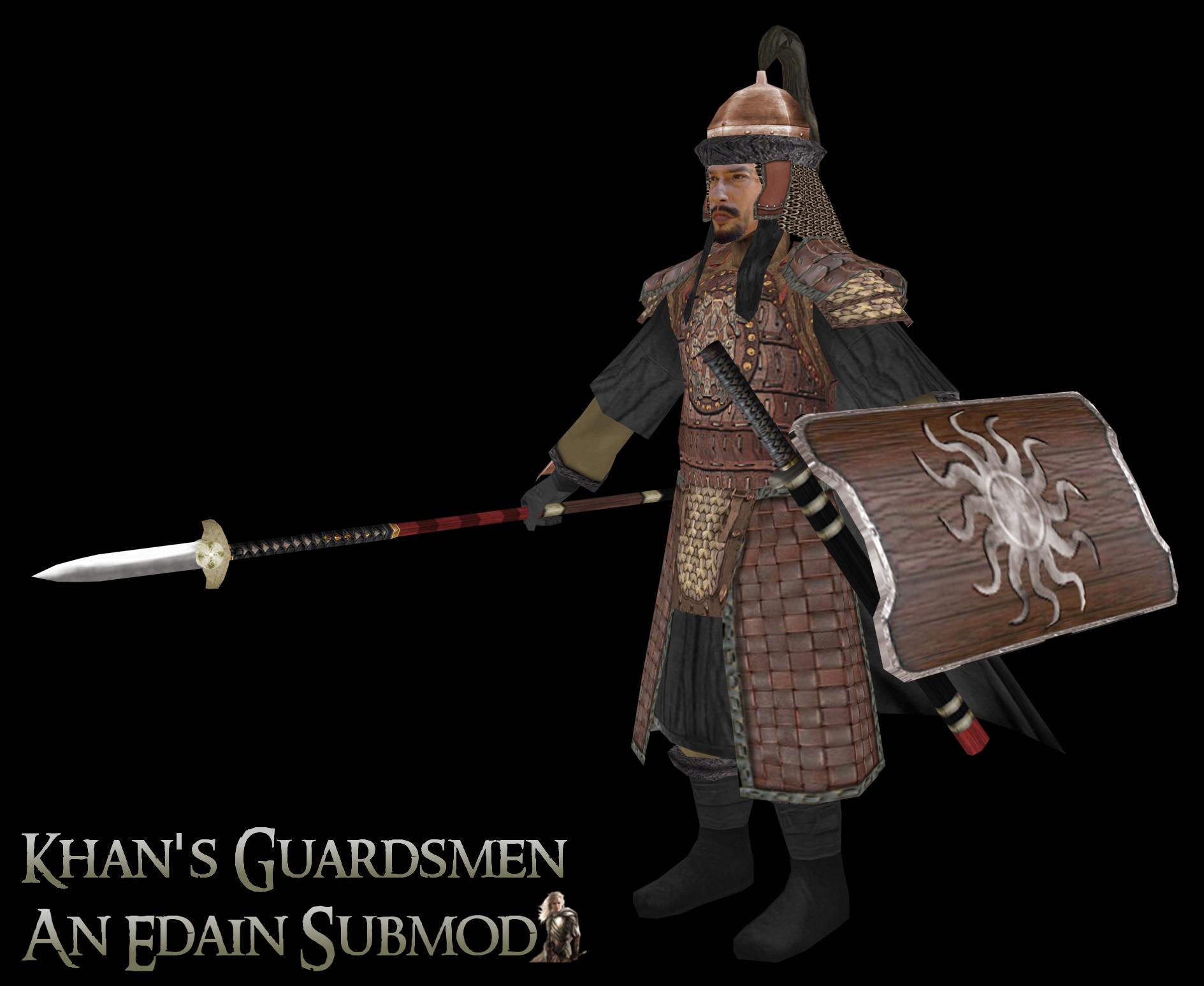Khan's Guardsmen