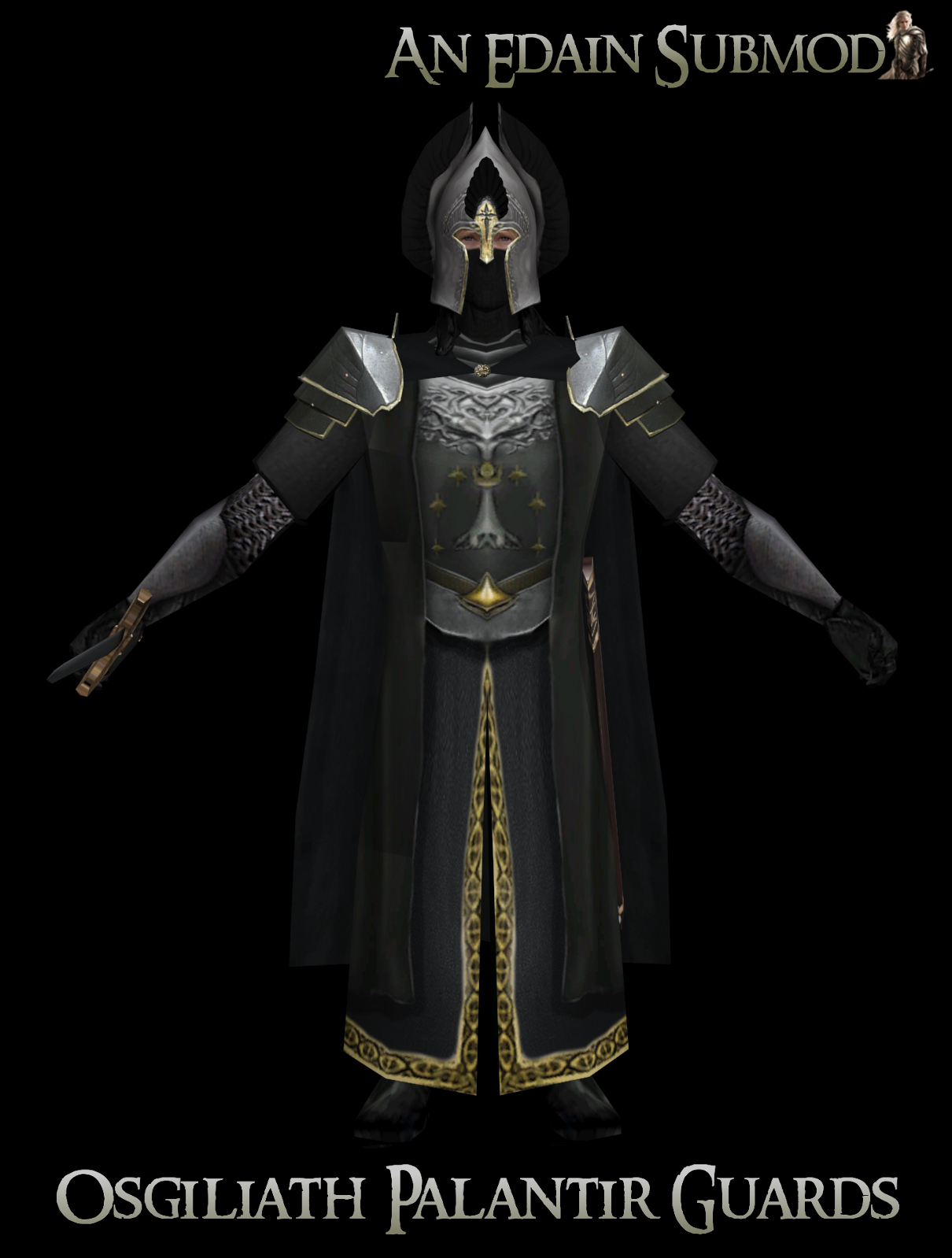 Osgiliath Palantir Guards (Imroved) image - An Edain SubMod for