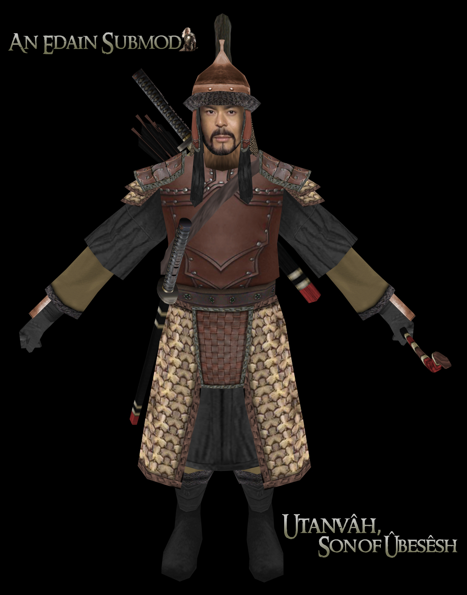 Utanvâh, Son of Ûbesêsh