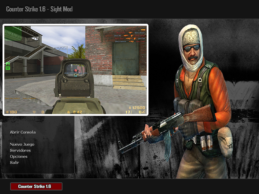 Counter Strike 1 6 - Iron Sight Mod for Counter-Strike - Mod DB