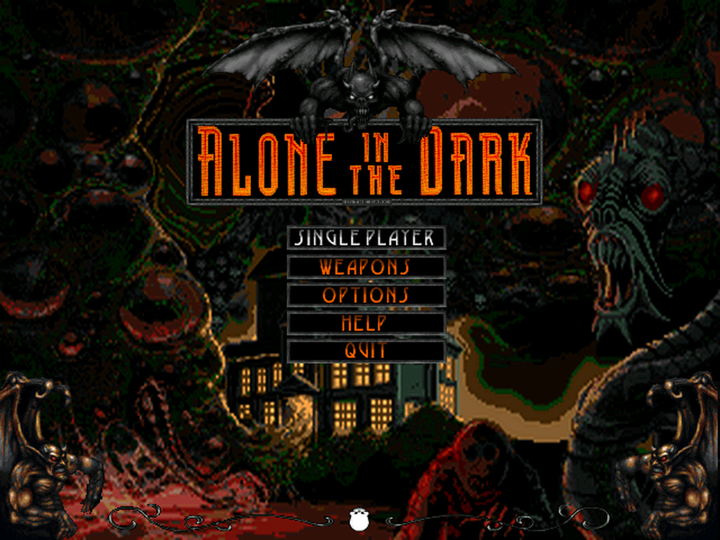 Final alone in the dark mod for blood mod db for Alone in the dark