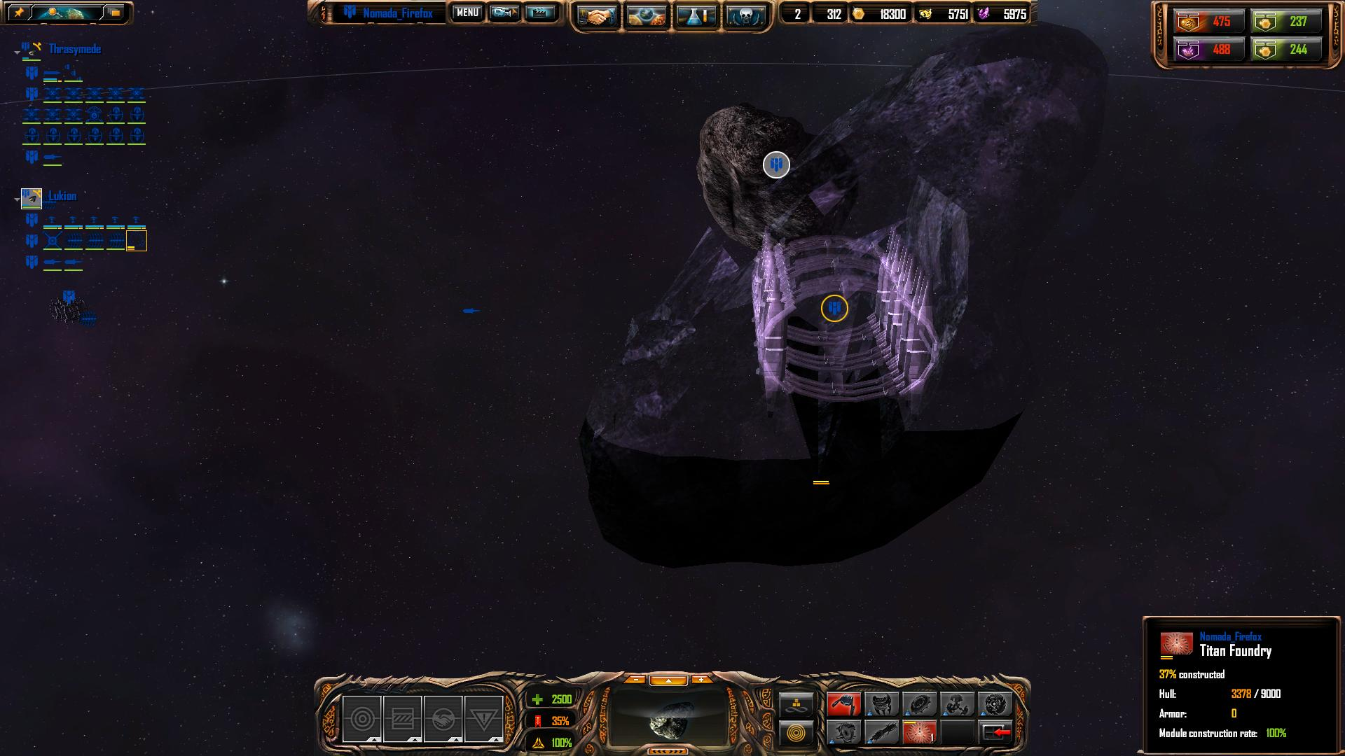 Titan shipyard image wing commander alliance mod for for Wing commander