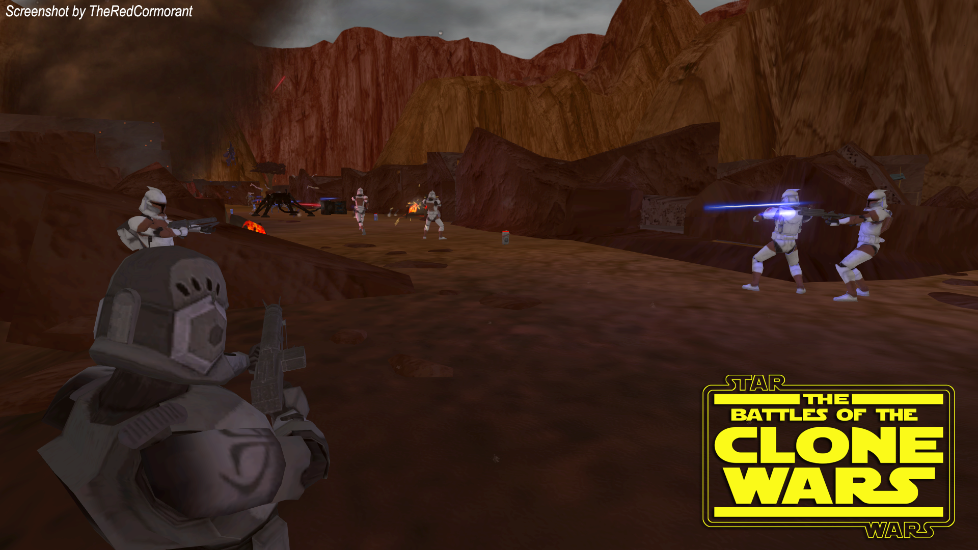 Another Trailer Coming Really Soon Image The Battles Of The Clone Wars Mod For Star Wars Battlefront Ii Mod Db