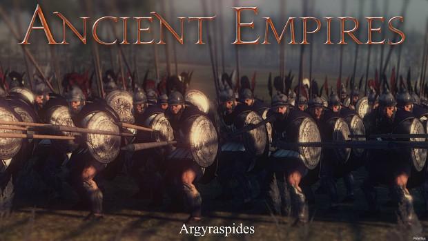 Seleucid Phalanx image - Ancient Empires: Attila Total War mod for