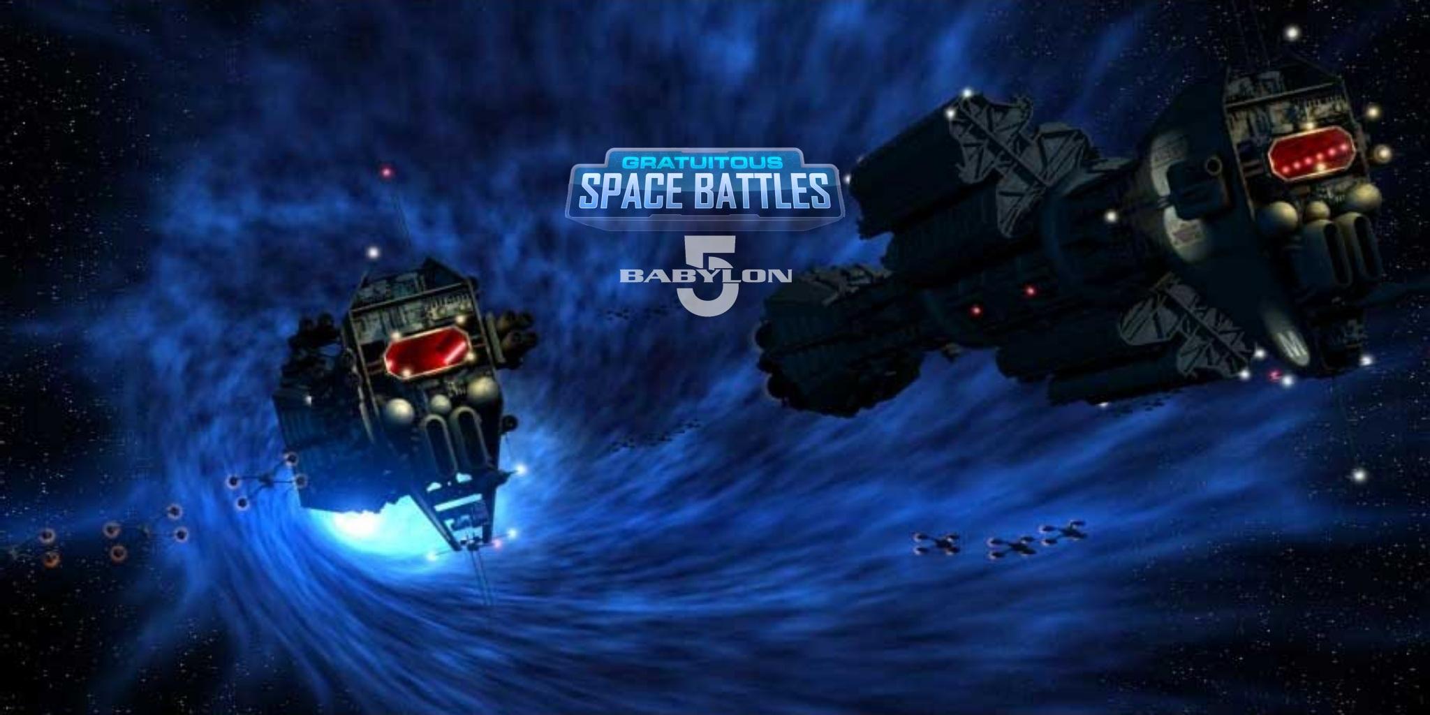 Gsb - Babylon 5 Mod For Gratuitous Space Battles
