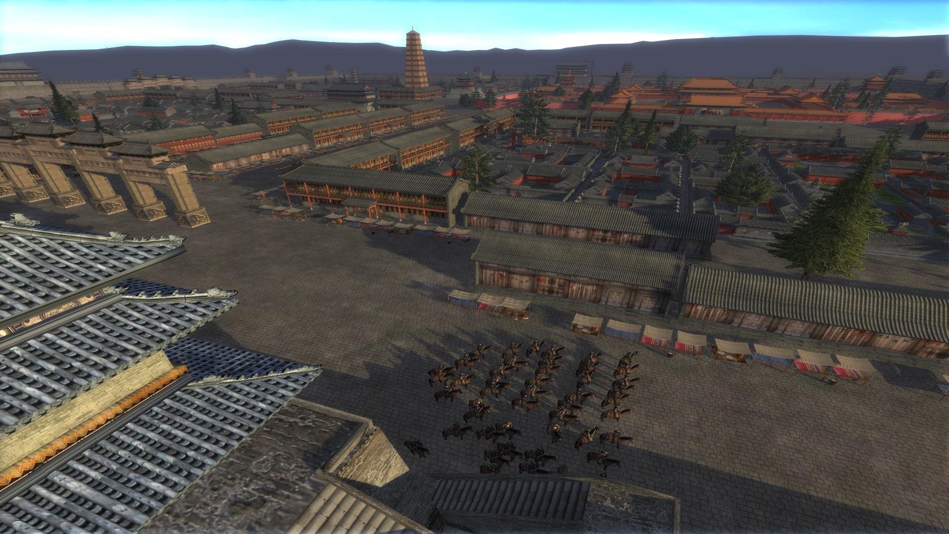[MK] Imjin War of Korea City01