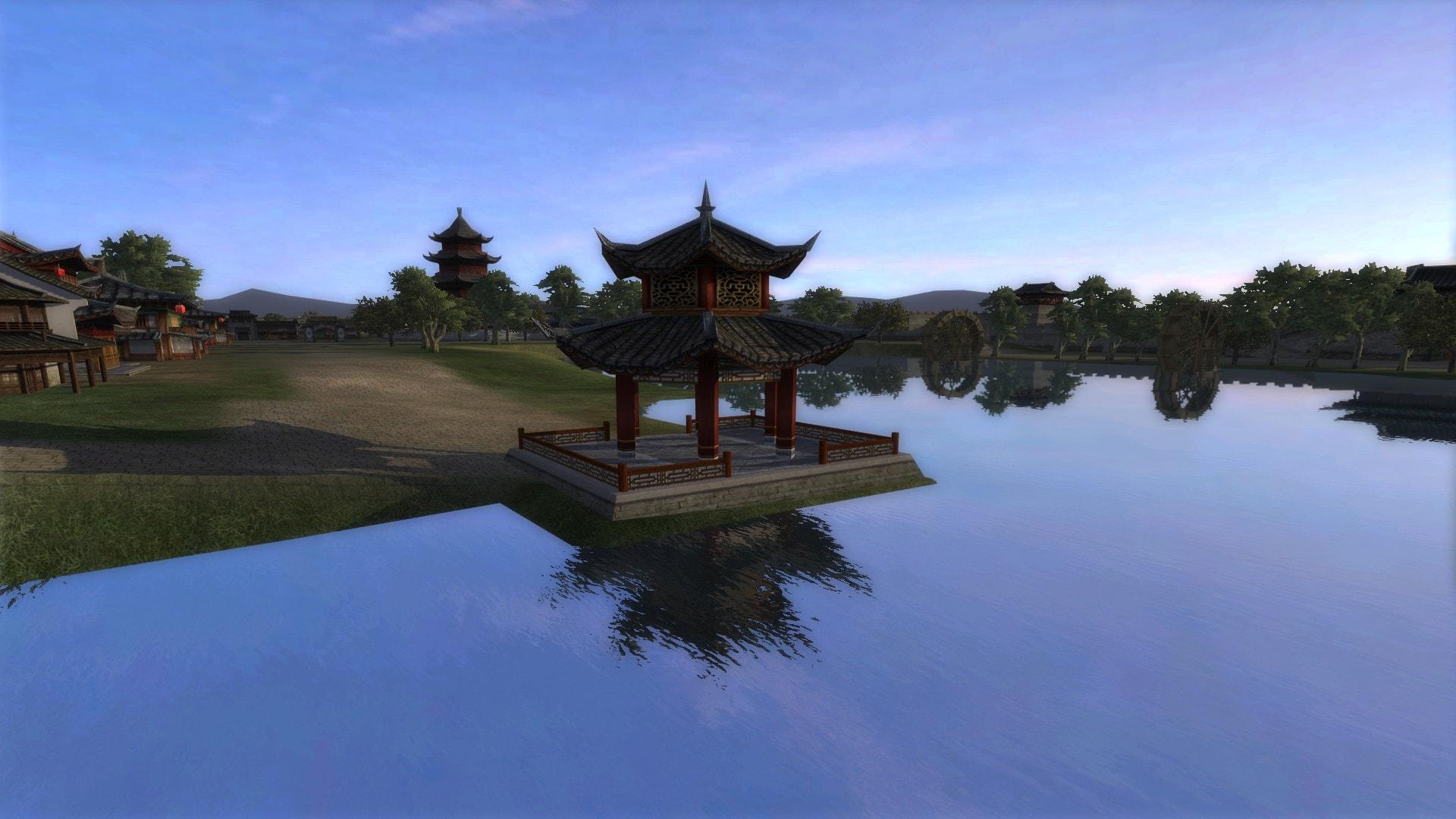 [MK] Imjin War of Korea City06