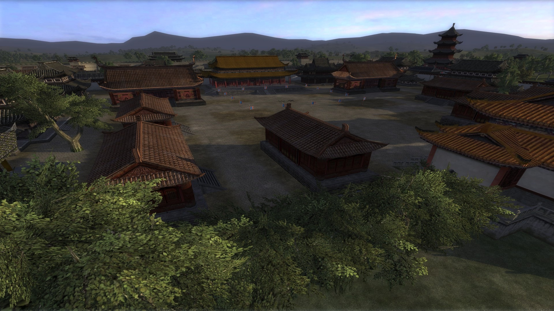 [MK] Imjin War of Korea City08