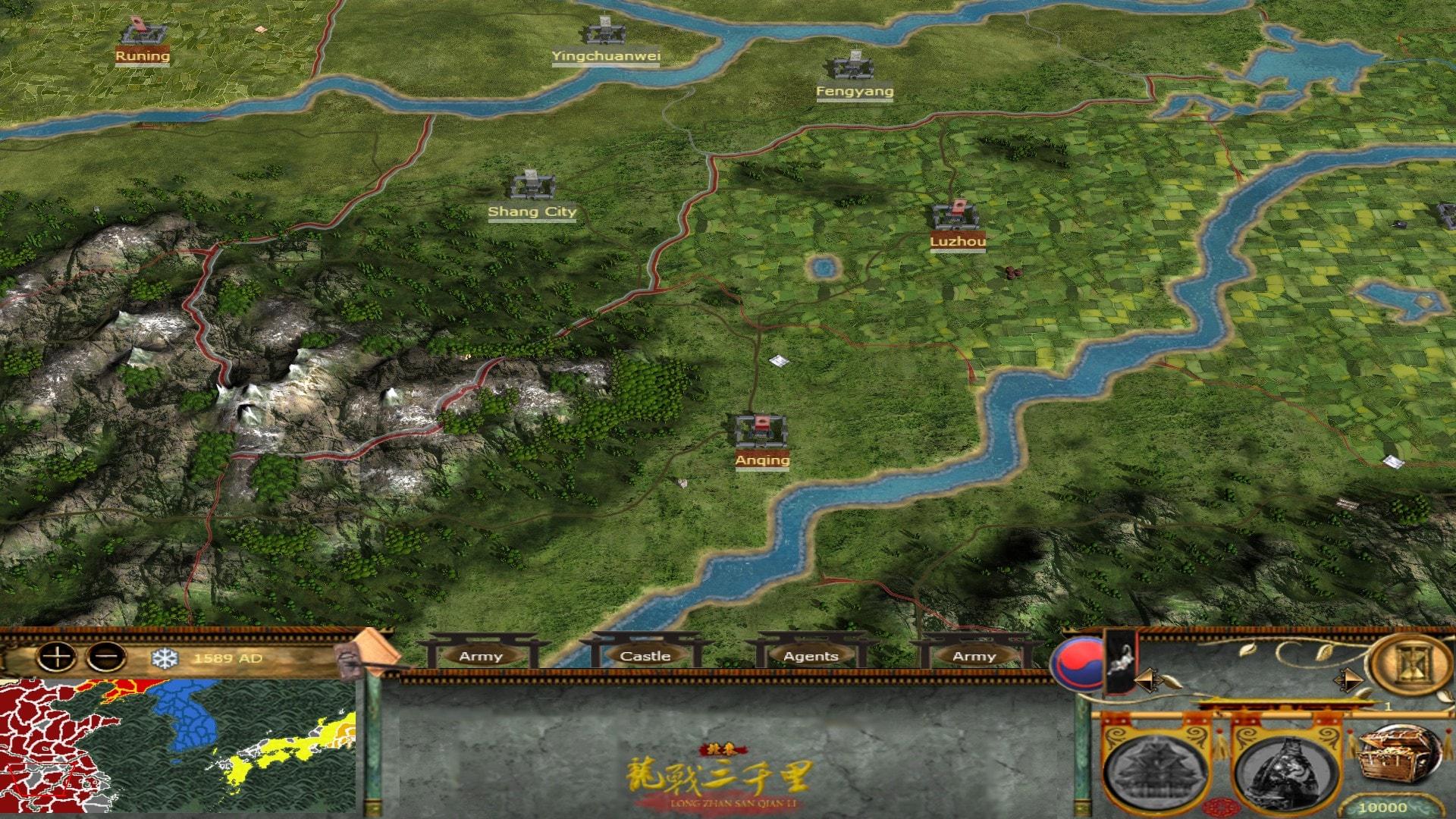 [MK] Imjin War of Korea Map04