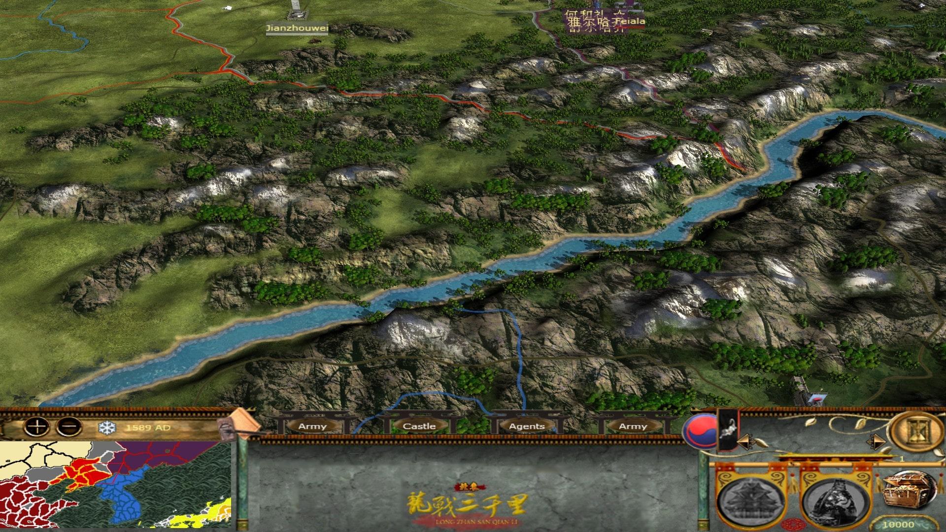 [MK] Imjin War of Korea Map06