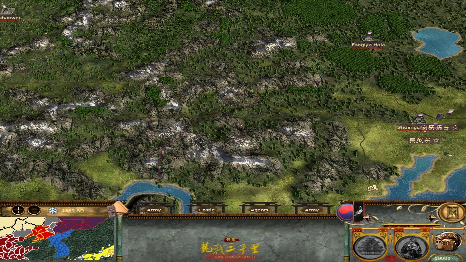 [MK] Imjin War of Korea Map07