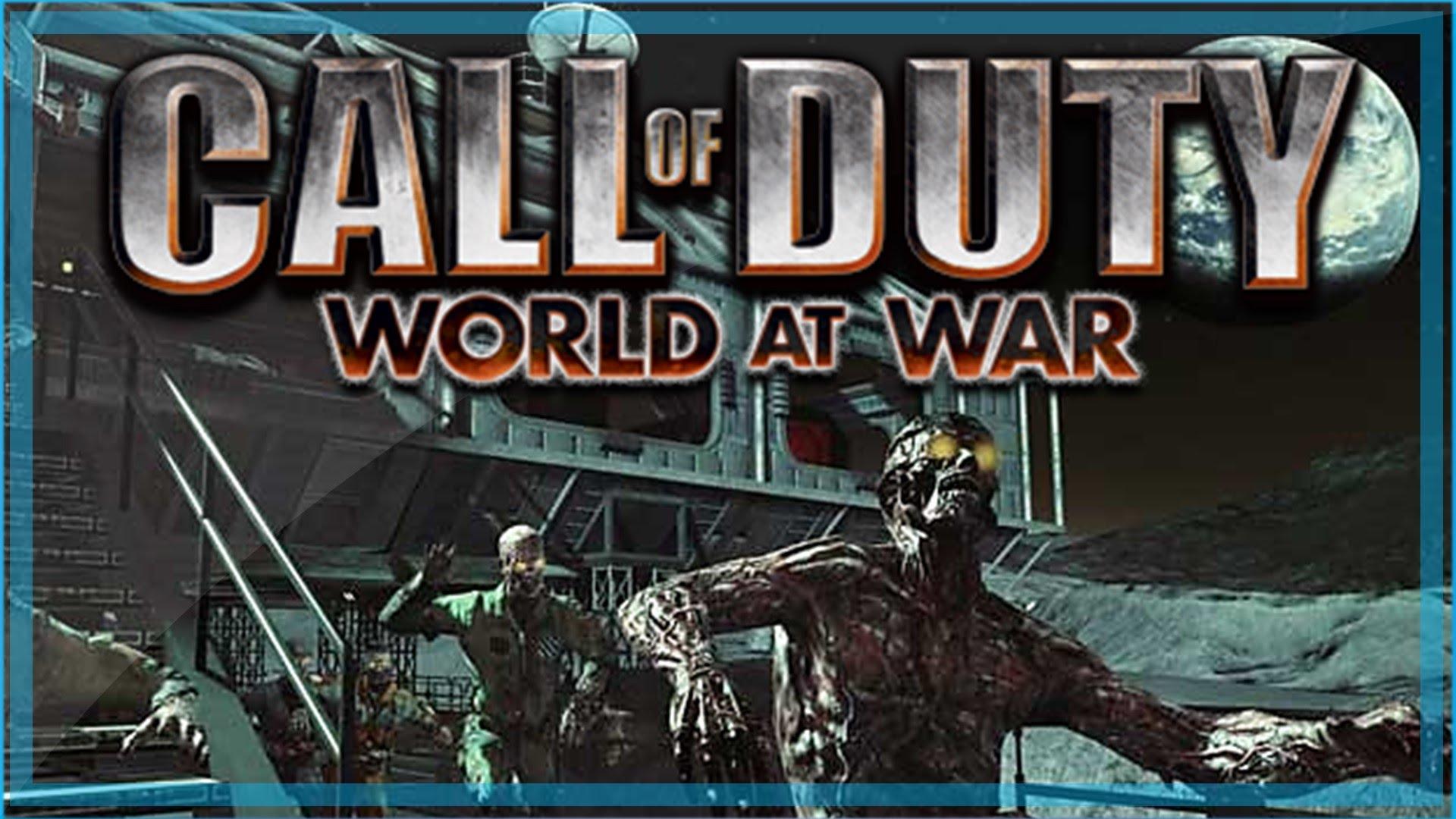 Call of Duty WaW Custom Zombies 1 image - Mod DB