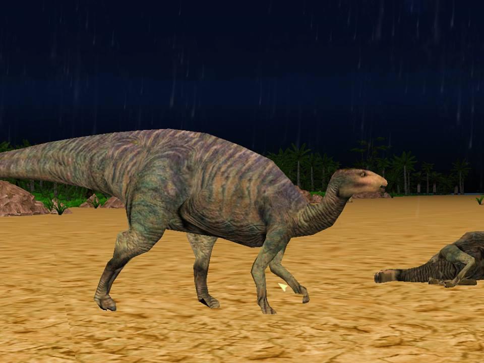 A Look At Disney S Dino Rama Dinosaur 2000