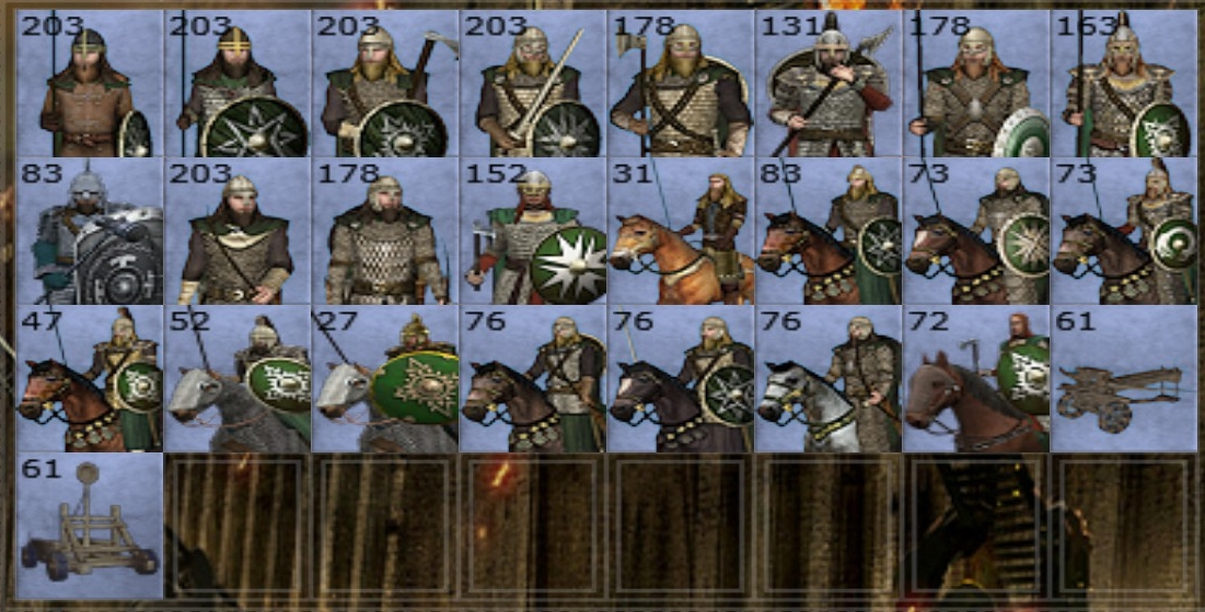rohan image - third age  reforged mod for medieval ii  total war  kingdoms