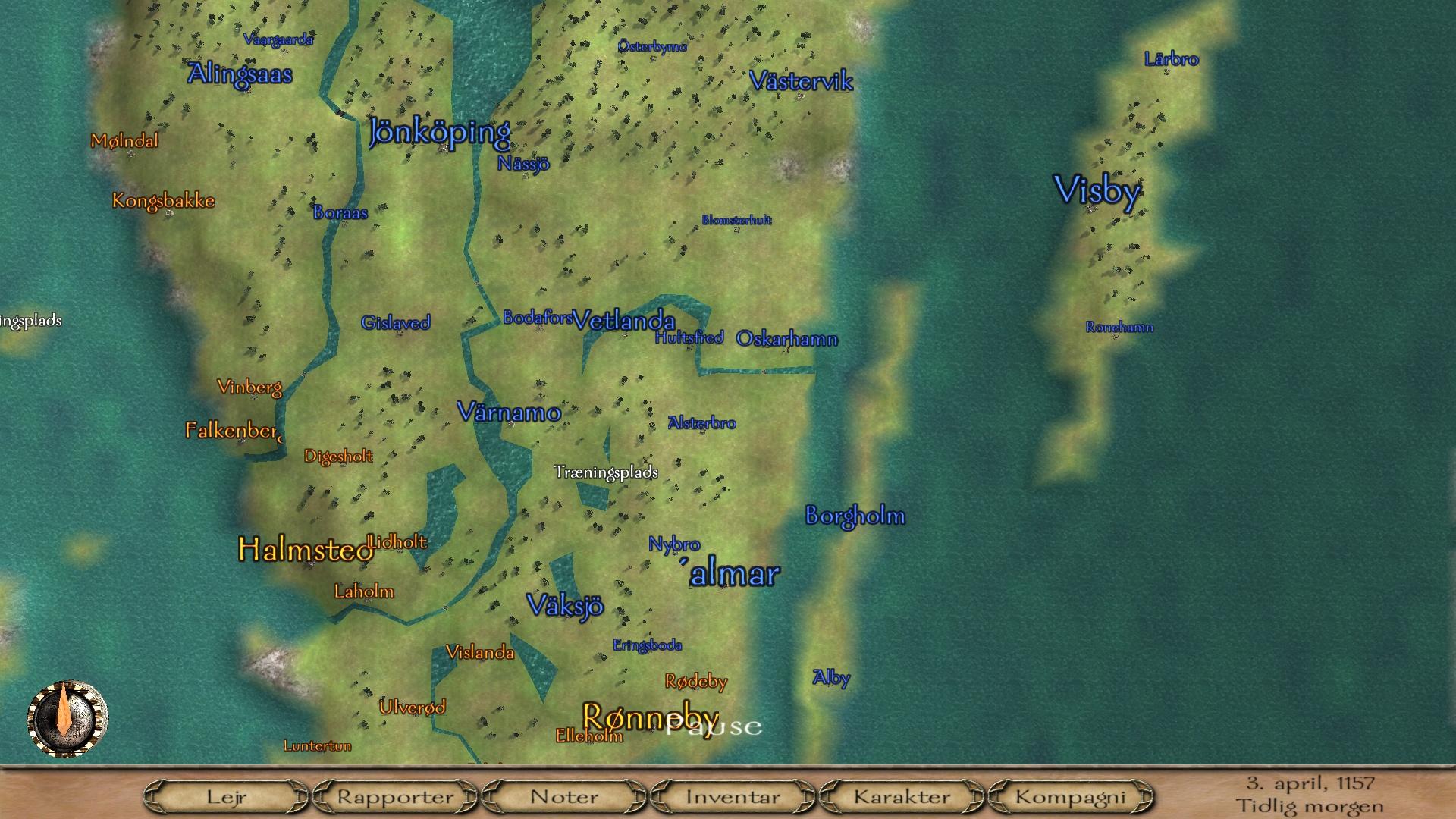 [SP][EN] Borgerkrigen 1157 (La guerra civil danesa 1157) Mb5