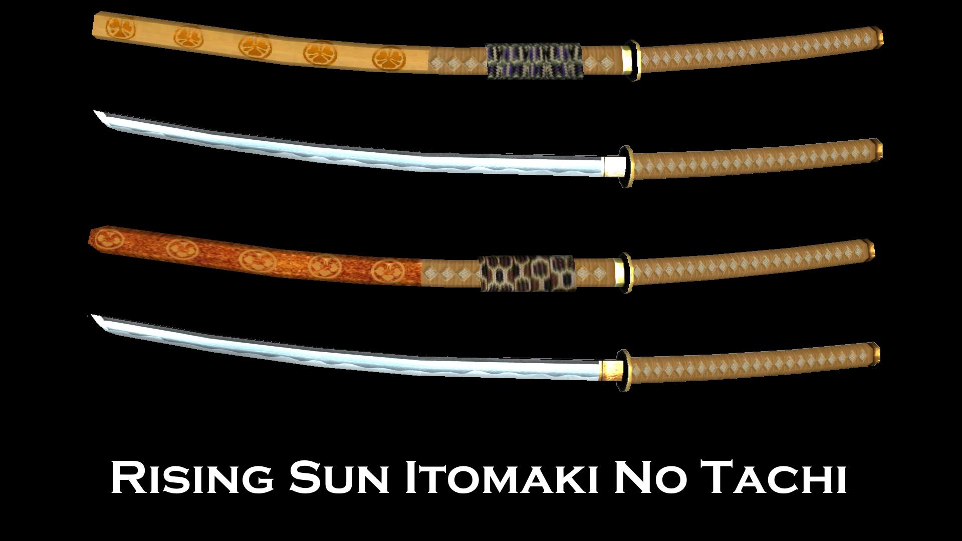 [SP][EN] Rising Sun: Bakumatsu Itomaki_no_tachi