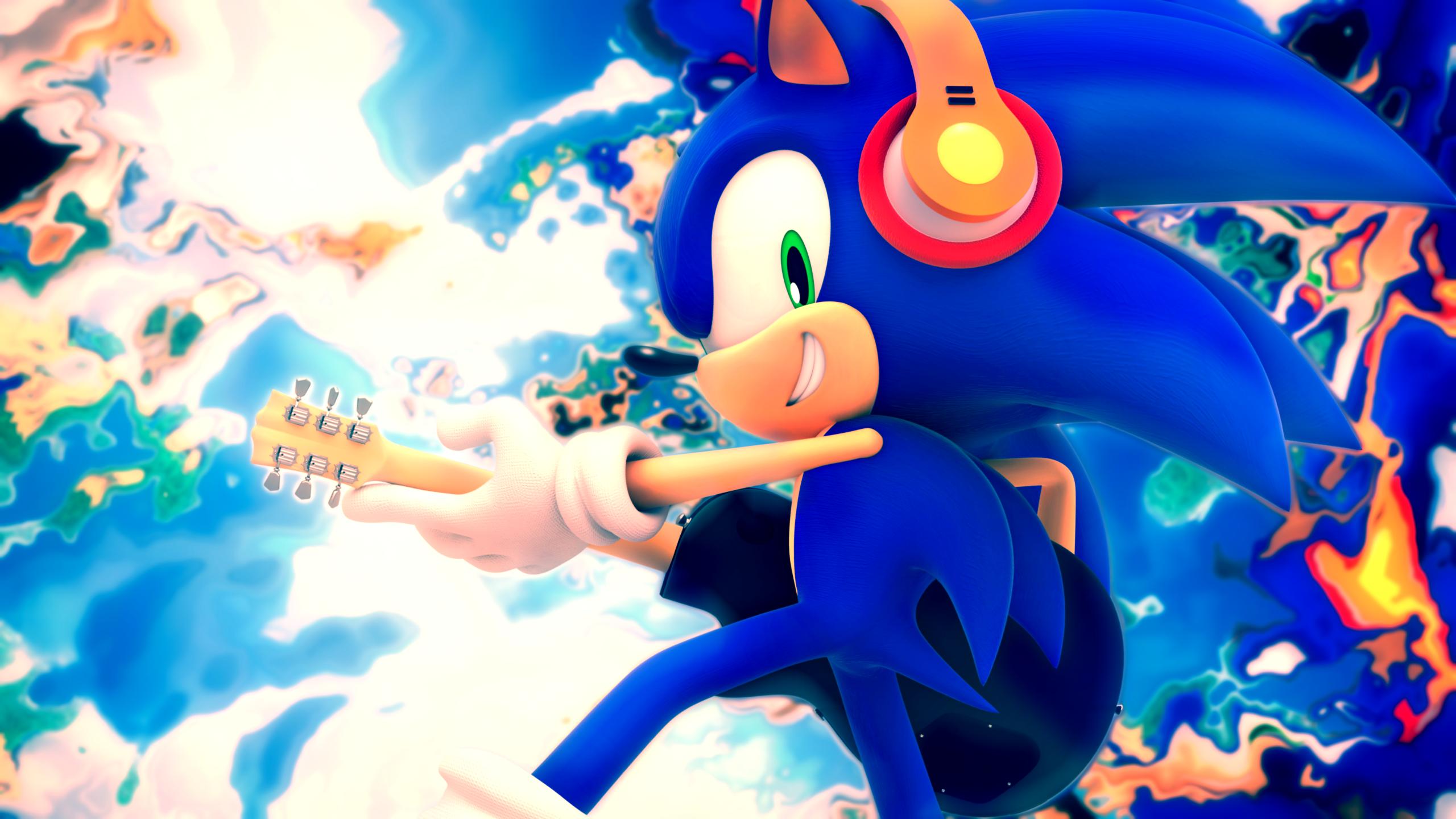 Custom ADX 1.0 Mod For Sonic Adventure 2