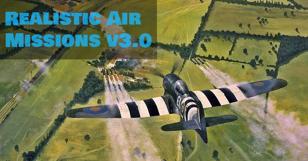 Realistic Air Missions mod for Hearts of Iron IV - Mod DB