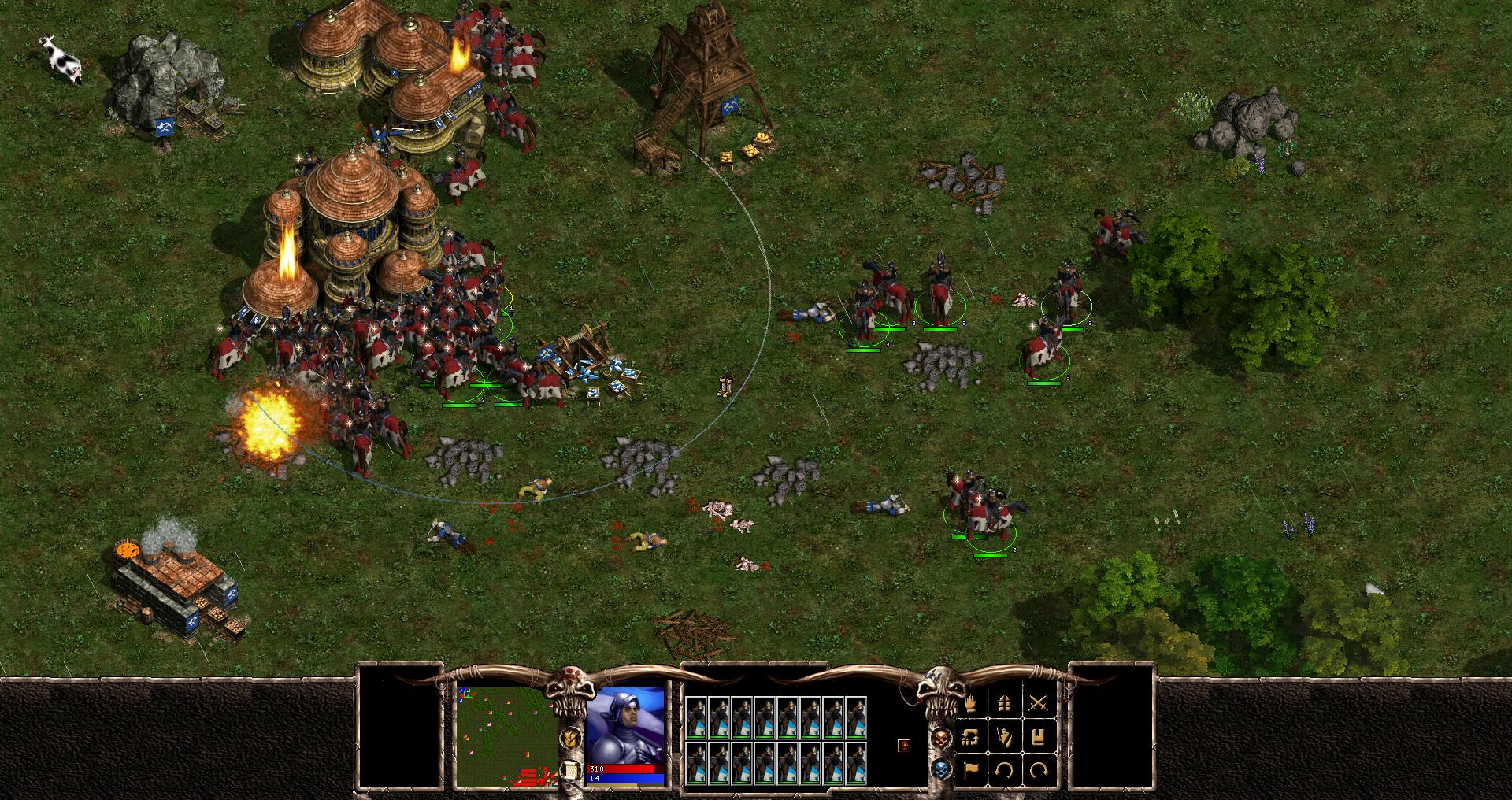 Warlords Battlecry 3 on