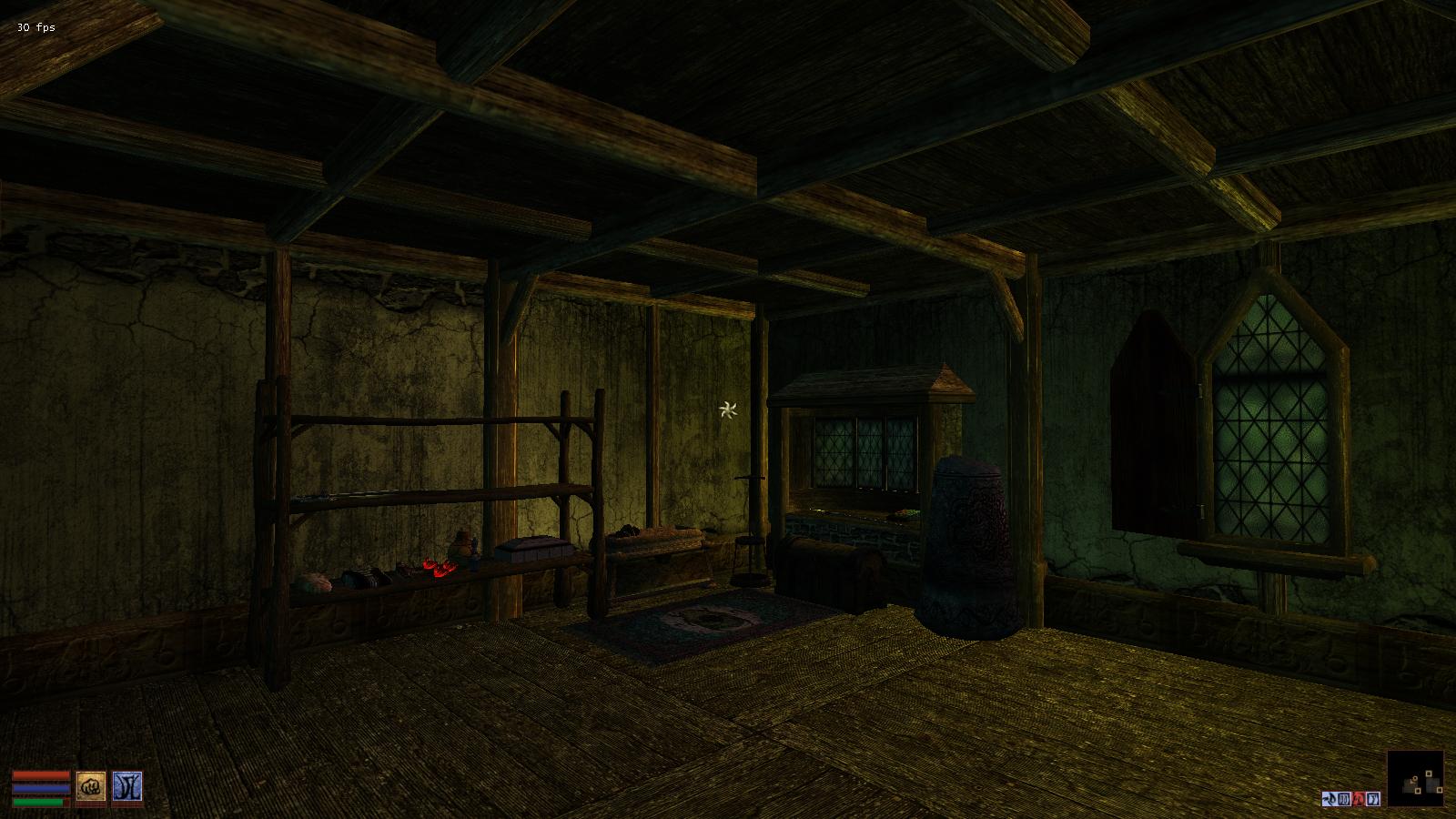 Morrowind Fps Mod