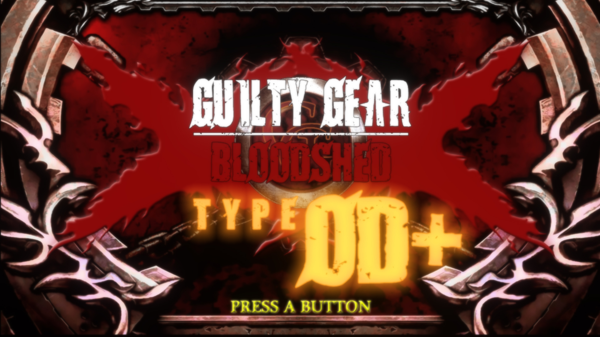 Guilty Gear XX Bloodshed Type OD+ By VGames Updated (21.08.18) Mugen_2018-08-18_16-23-44