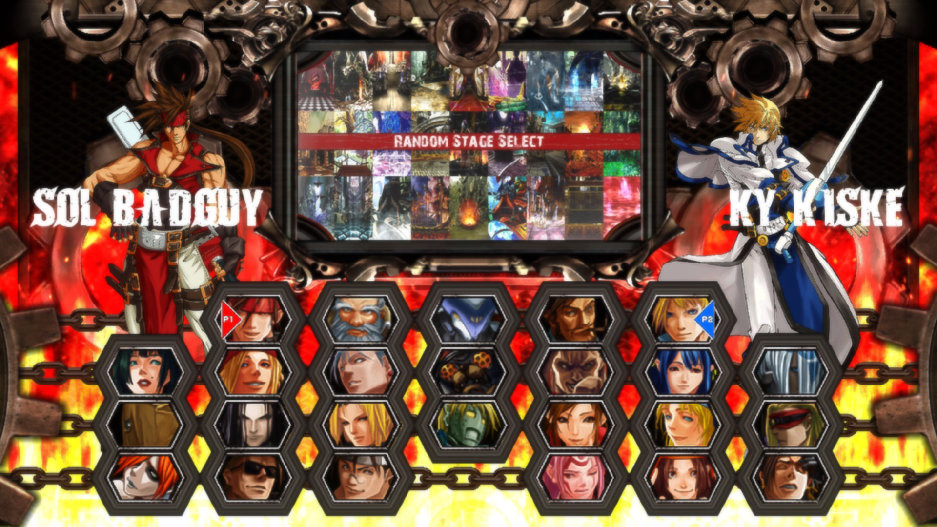 Guilty Gear XX Bloodshed Type OD+ By VGames Updated (21.08.18) Mugen_2018-08-18_16-24-13