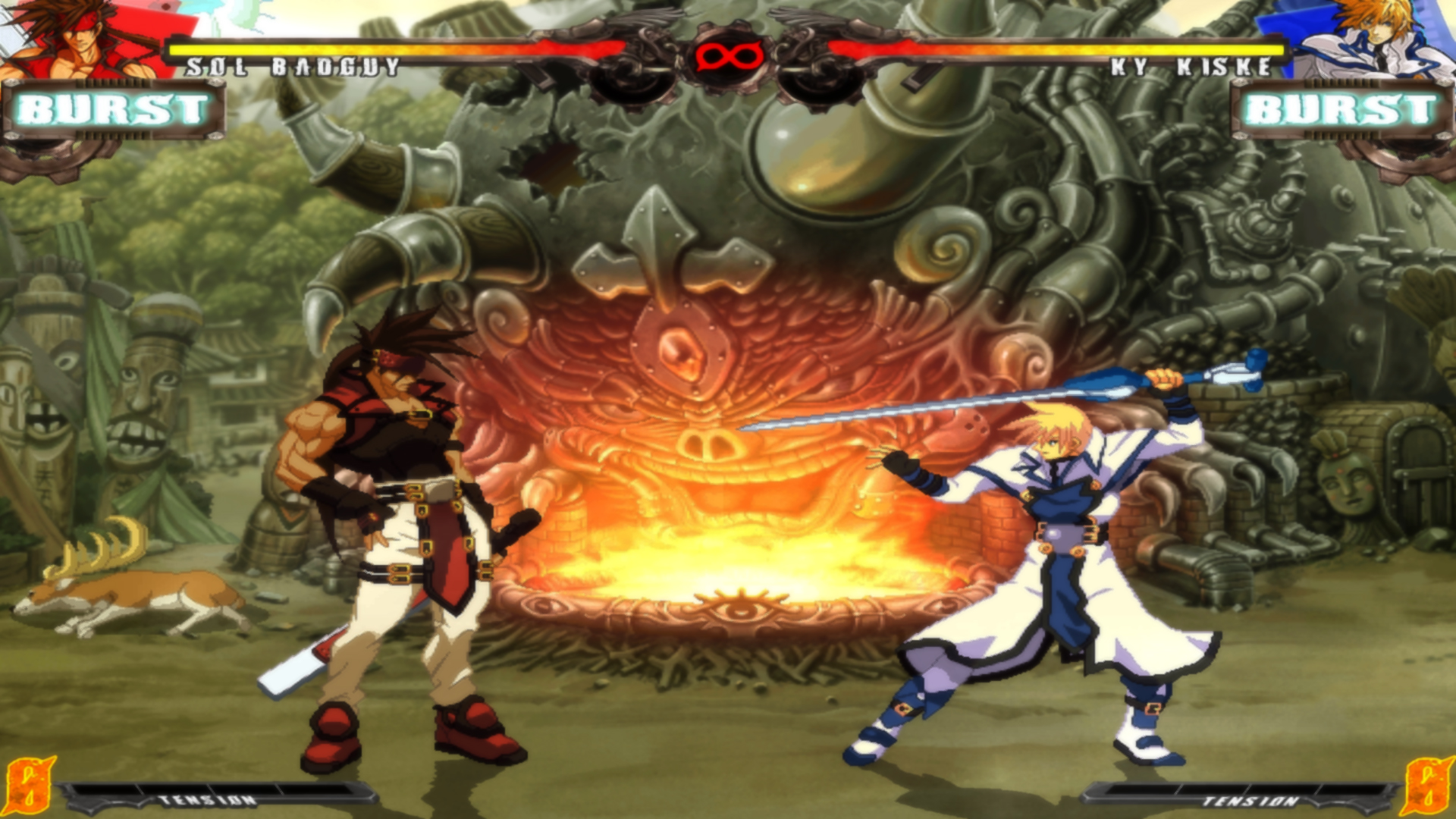 Guilty Gear XX Bloodshed Type OD+ By VGames Updated (21.08.18) Mugen_2018-08-18_16-24-34