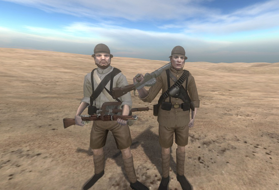 [SP][ES] Parabellum - Página 2 British_Mesopotamian_Front_Troops