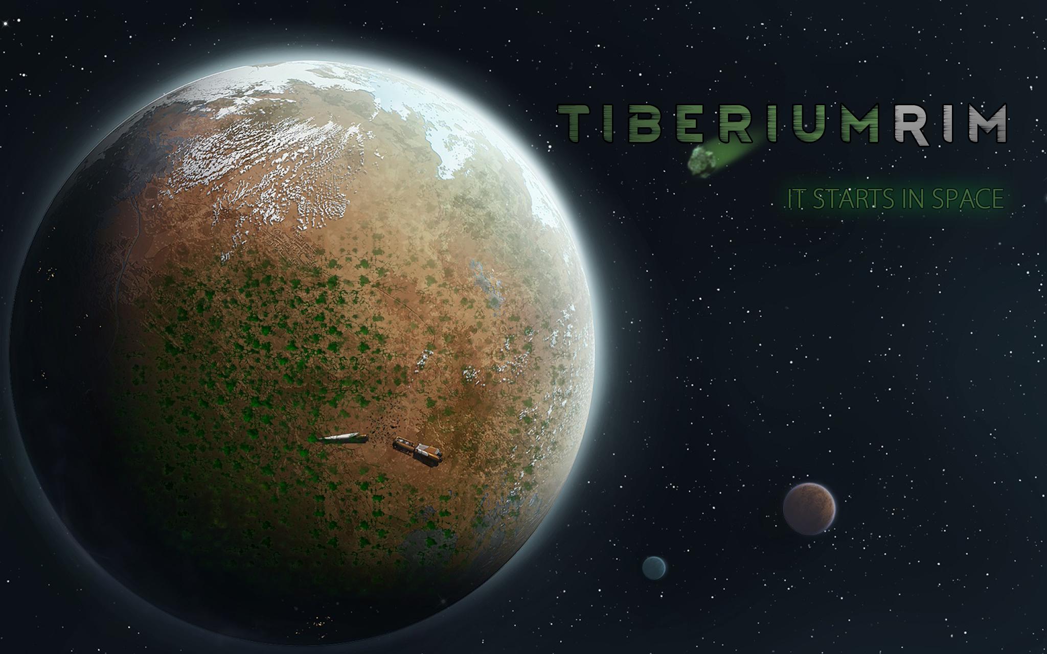 TiberiumRim mod for RimWorld - Mod DB
