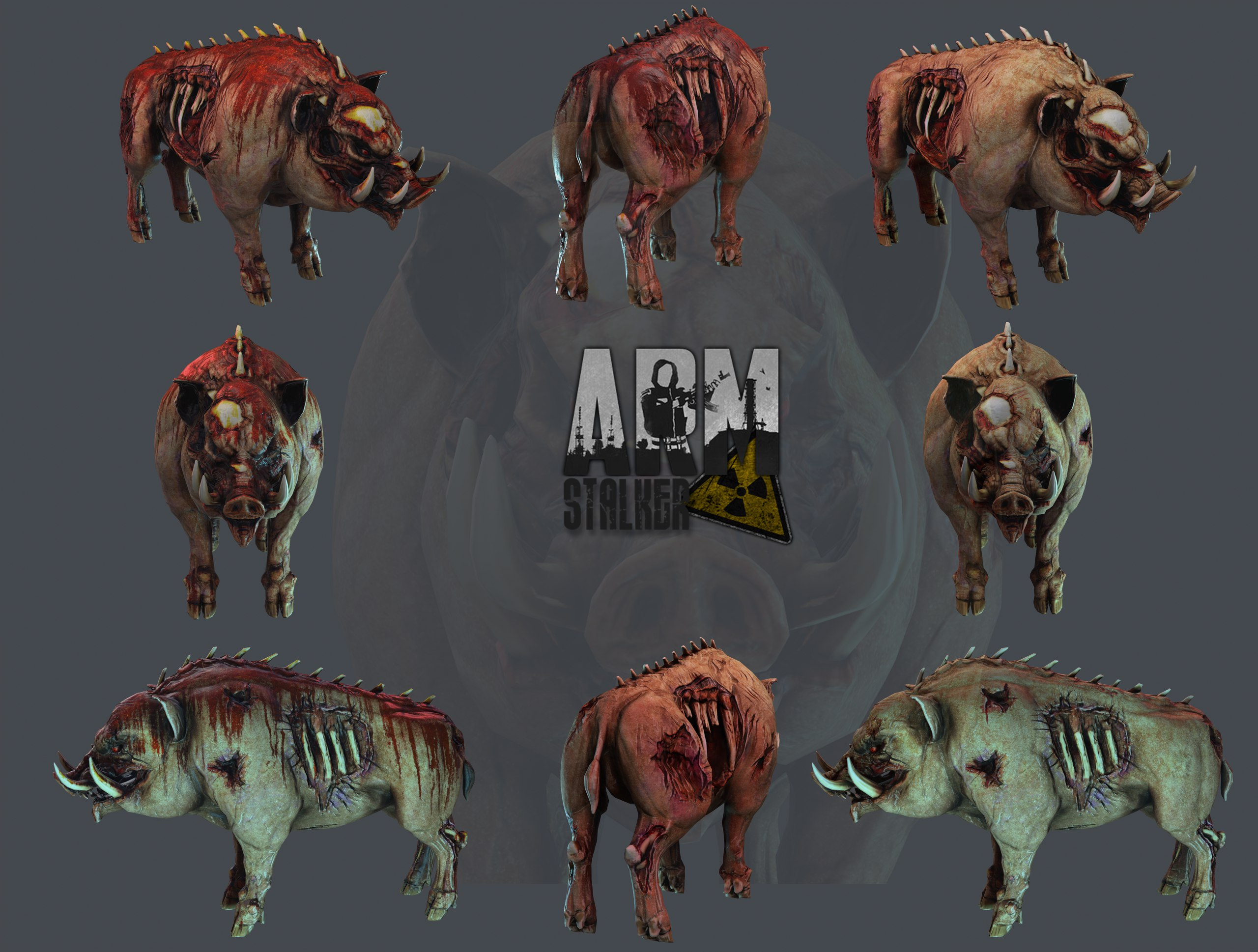 Walk In The Dark A Glimpse Into The Armstalker Rp Server as well Forums as well New Boar Variant Wip Shown 172016 furthermore Index additionally Armstalker Online April 2015. on armstalker forums