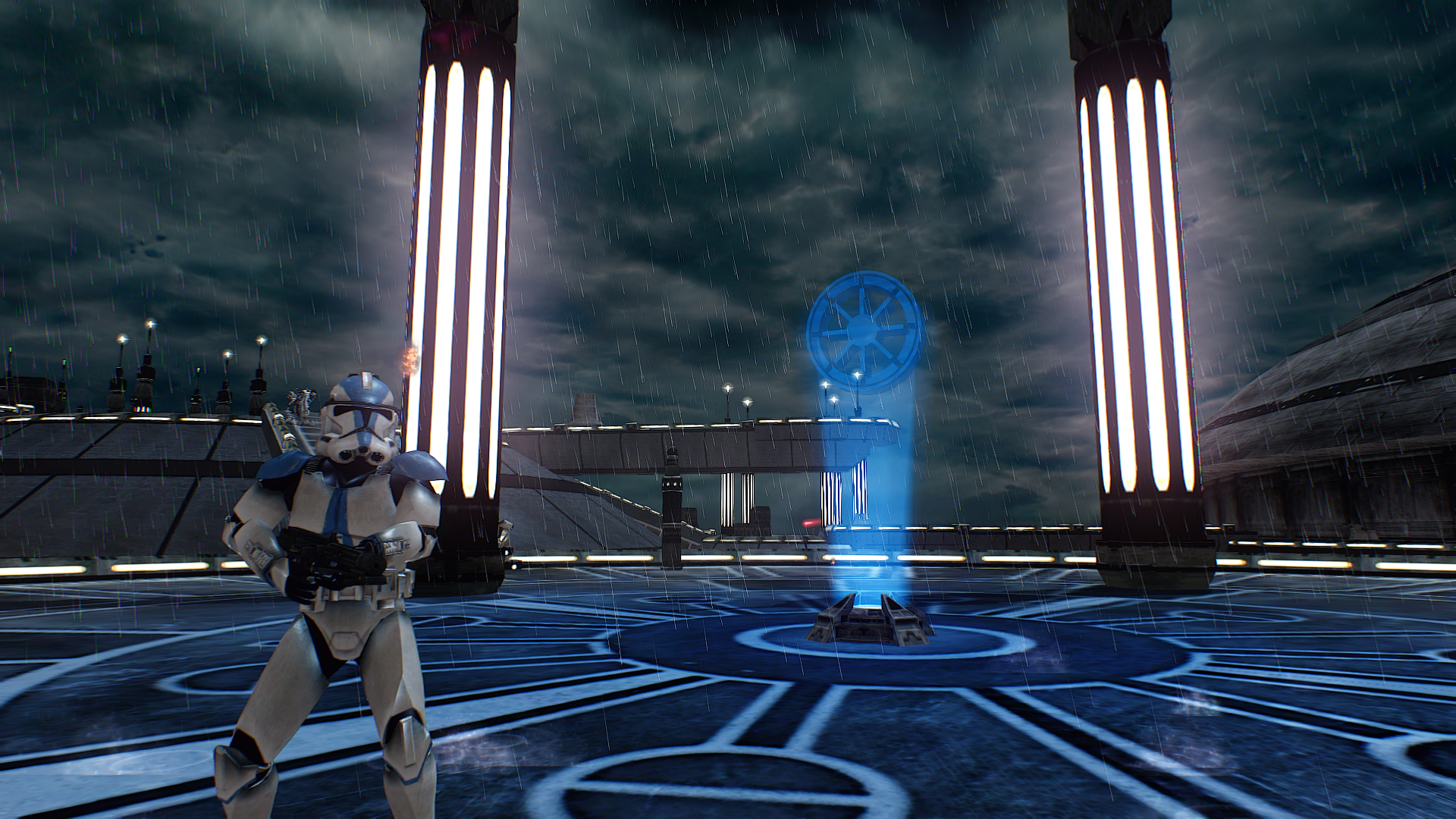 Battlefront 2 remaster project by harrisonfog at star wars this is how the game looks using my graphics mod my hd remastered maps publicscrutiny Image collections