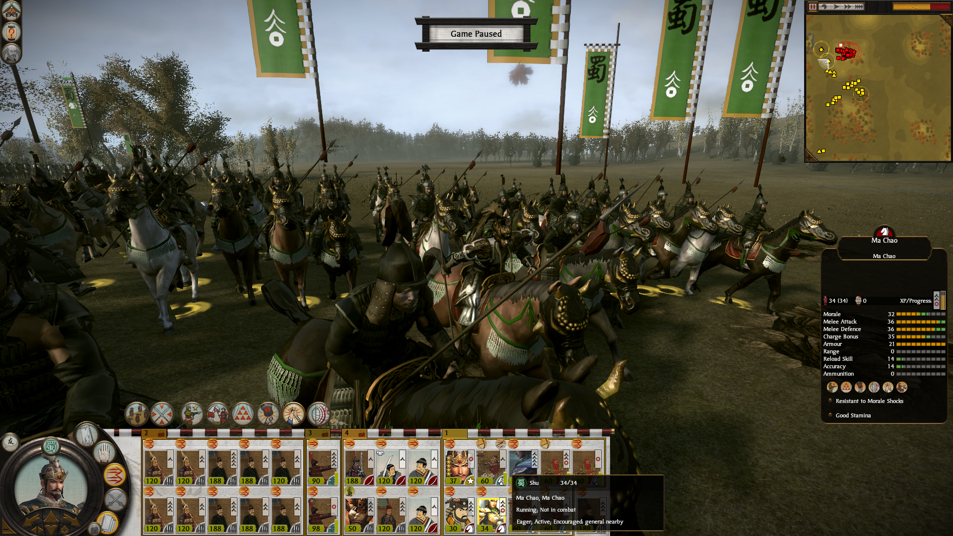 Image 4 - Romance of the Three kingdoms Dynasty warriors Mod for