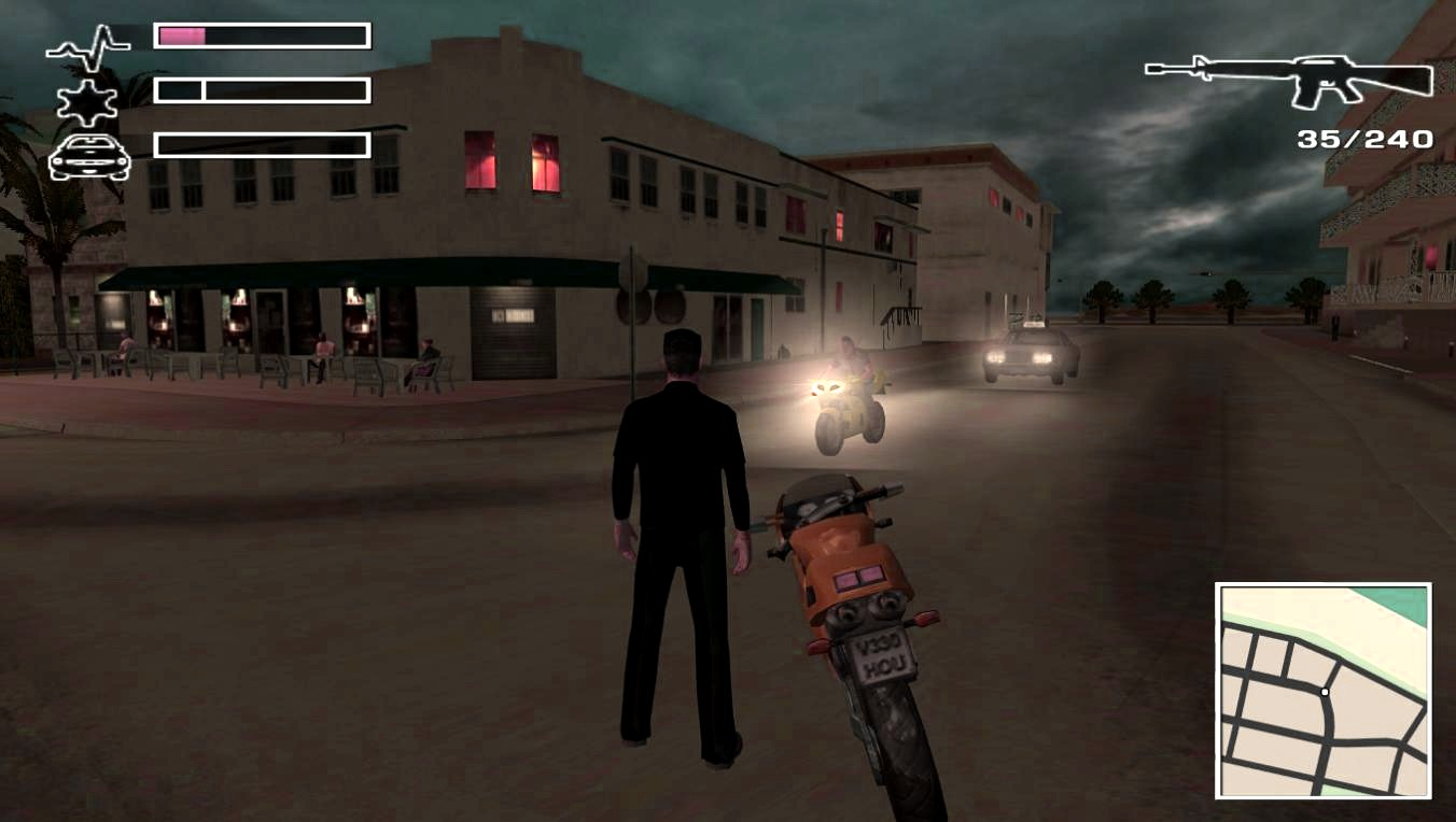 Image 7 - wheelman back mod for Driv3r - Mod DB