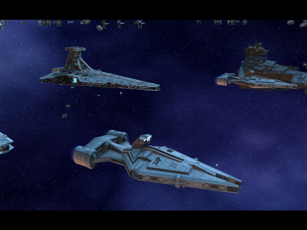 Imperial Arquitens Class Light Cruiser Image Star Wars Empire At